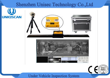 Movable Under Vehicle Bomb Detector Customized System Interface Language