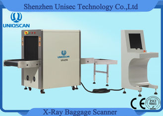 Baggage Parcel Inspection Airport Security X Ray Machine 24bit Processing Real Time